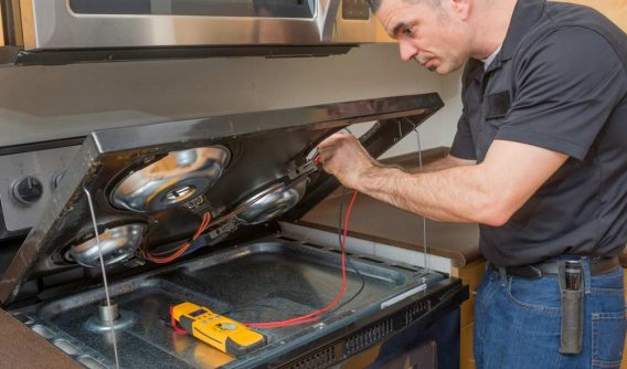 Range Repair services in Harbor City